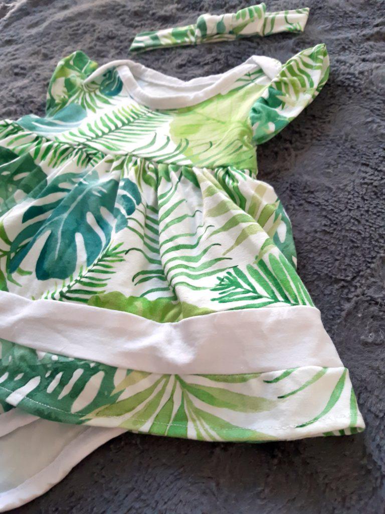20190624 165626 768x1024 Body i sukienka w jednym   ubranko dla dziewczynki