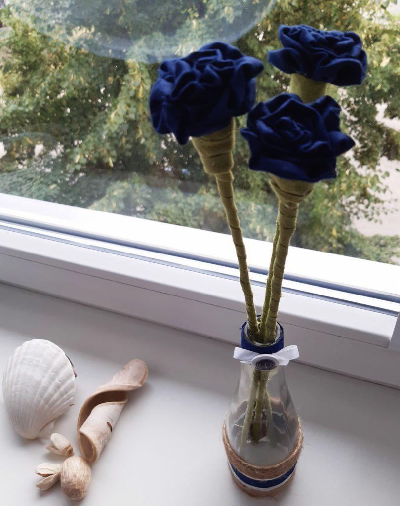 20190709 154350 810x1024 DIY Kwiatki z materiału