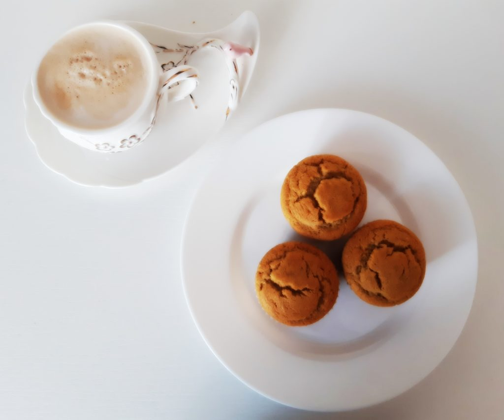 20190726 170027 1024x854 Muffinki cytrynowe. Bezglutenowe i bez jajek
