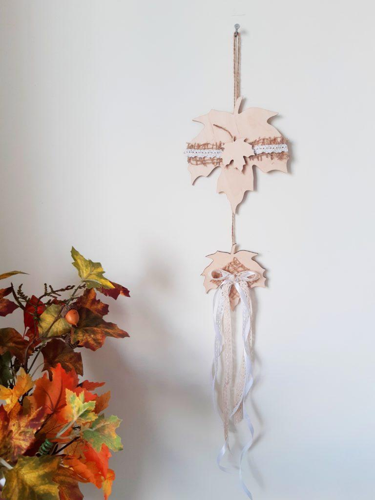 20190919 130528 1 768x1024 Jesienne dekoracje DIY   moje pomysły