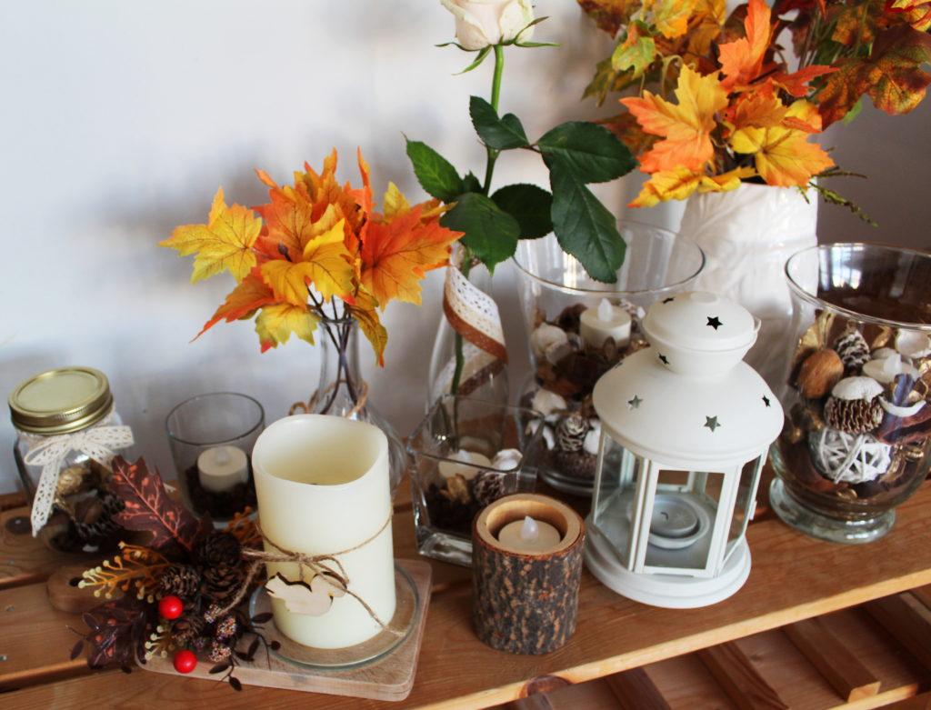 IMG 3546 1024x781 Jesienne dekoracje DIY   moje pomysły