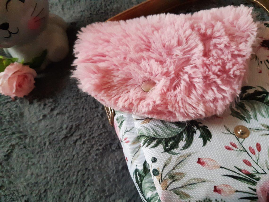 torebka dla dziewczynki tutorial