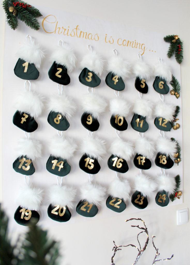 IMG 4508 735x1024 Kalendarz adwentowy DIY. Czyli tradycyjnie, ale w inny sposób