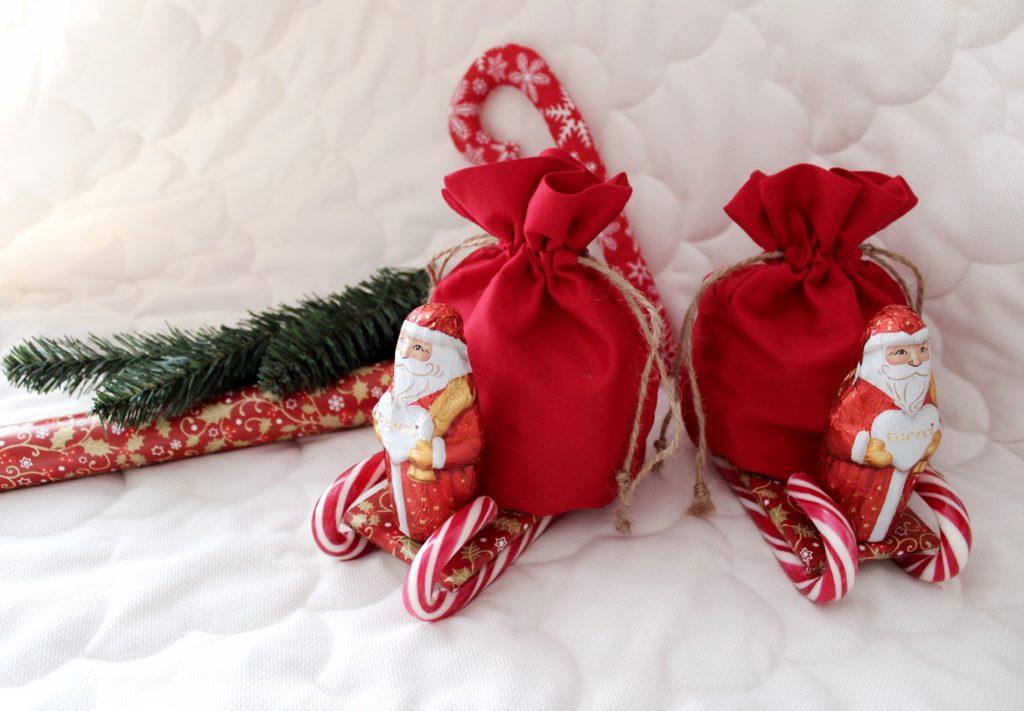 %name Jak uszyć świąteczny worek św. Mikołaja   TUTORIAL. Prosto z pracowni