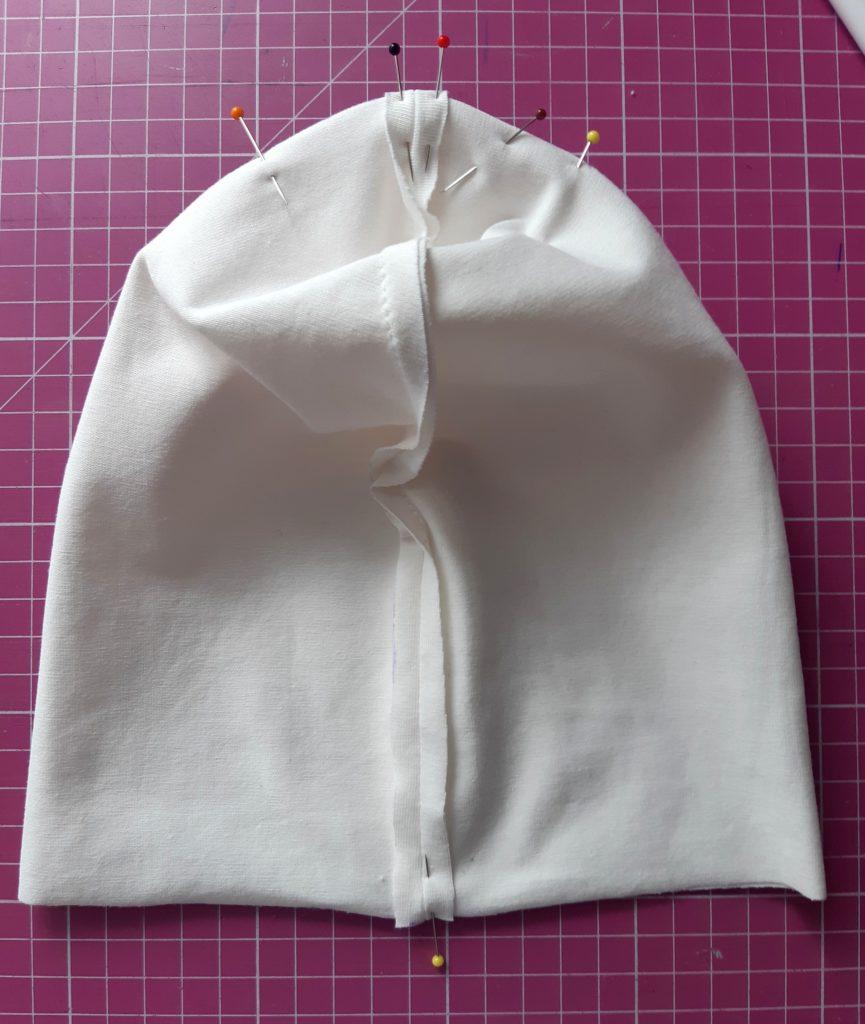 11 865x1024 Jak uszyć czapkę dla dziecka / niemowlęcia? Dwa rodzaje na kilka sposobów.