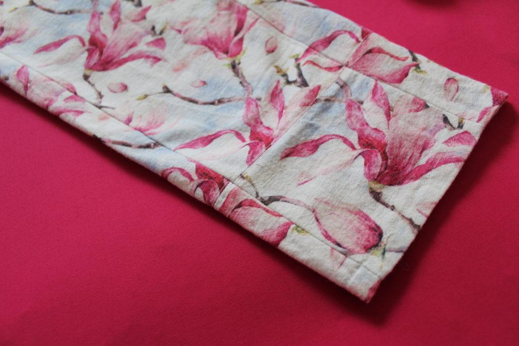 IMG 5192 1024x683 Klasyczna piżama z długim rękawem. Szycie zza kulis