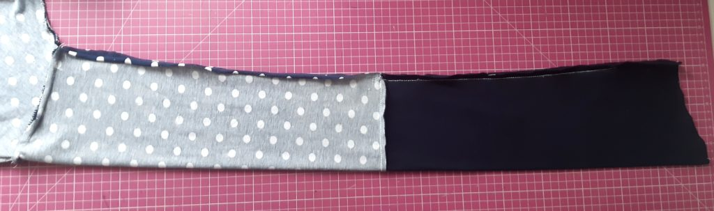23 4608x2003 1 1024x303 Jak uszyć rękawy z materiałem wewnętrznym? Na przykładzie codziennej sukienki typu oversize   wykrój własny.