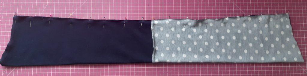 5 4567x1133 1 1024x254 Jak uszyć rękawy z materiałem wewnętrznym? Na przykładzie codziennej sukienki typu oversize   wykrój własny.