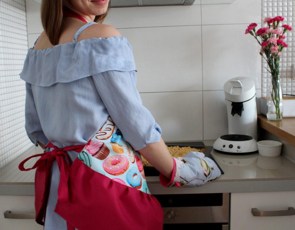 IMG 7342 1 1024x798 Łapka kuchenna i rękawica   jak uszyć? Tutorial + wykrój do pobrania