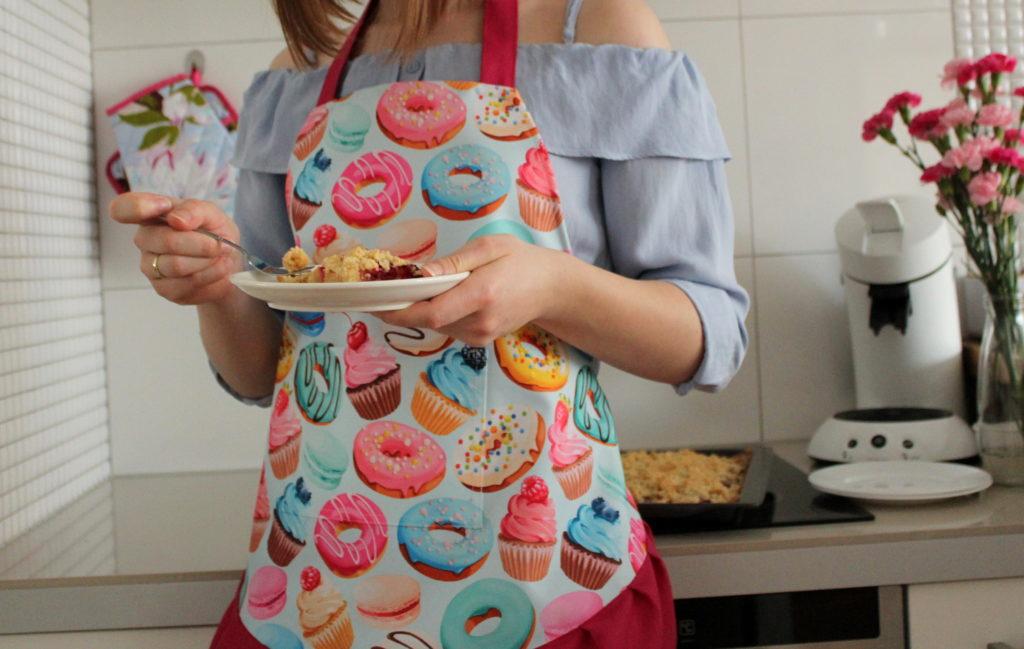IMG 7362 1024x649 Fartuch kuchenny z falbanką   jak uszyć? Tutorial + wykrój do pobrania
