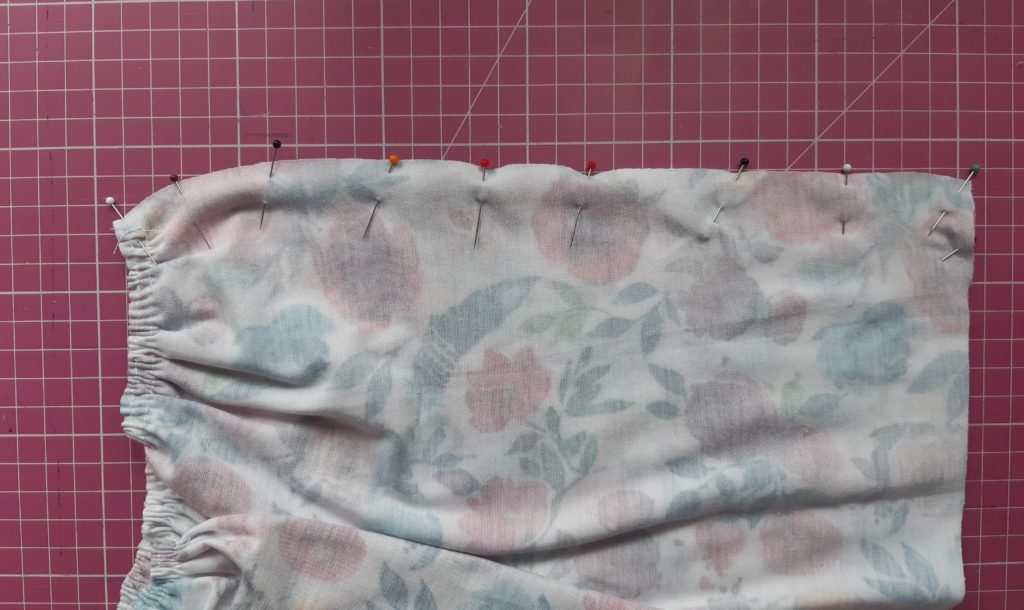 16 1024x610 Jak uszyć prostą sukienkę dla dziewczynki   TUTORIAL
