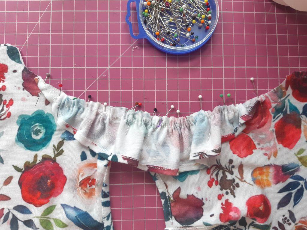 20200717 153449 1024x768 Jak uszyć prostą sukienkę dla dziewczynki   TUTORIAL