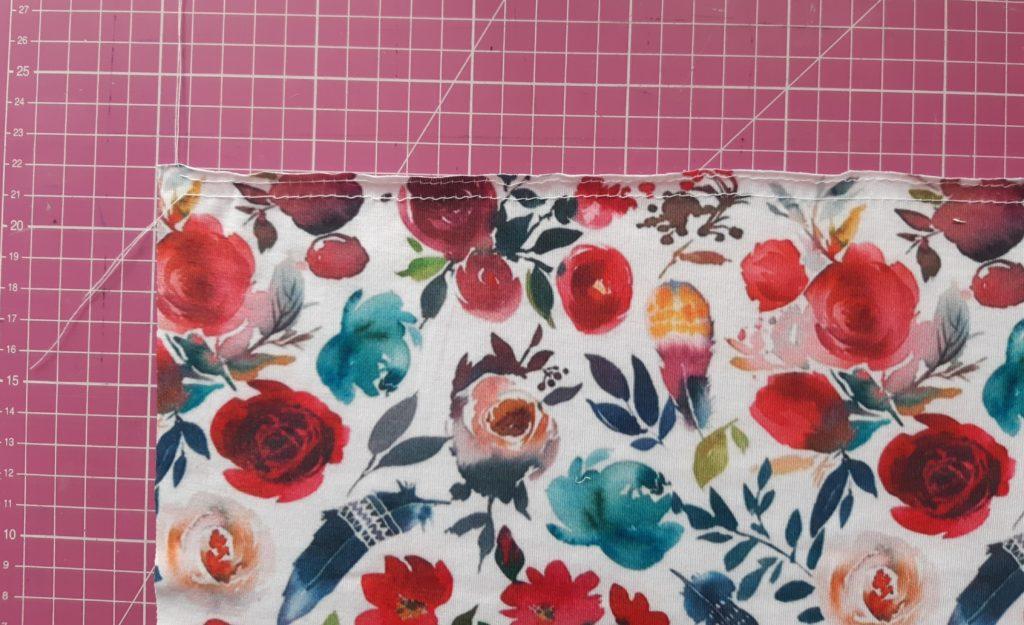 6 1024x625 Jak uszyć prostą sukienkę dla dziewczynki   TUTORIAL