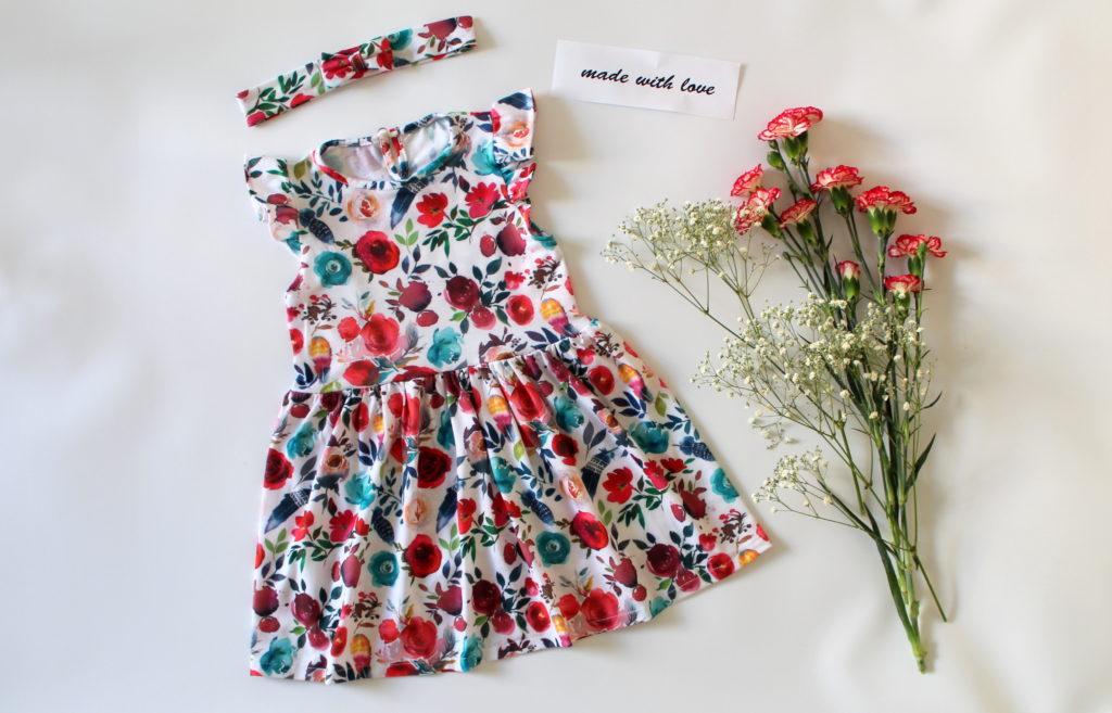 IMG 8181 2 1024x657 Jak uszyć prostą sukienkę dla dziewczynki   TUTORIAL