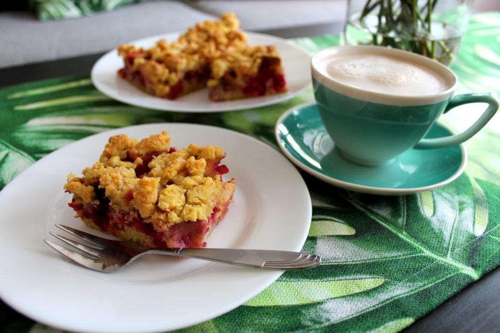 IMG 8242 1024x683 Przepis mojej mamy: proste ciasto kruche z owocami
