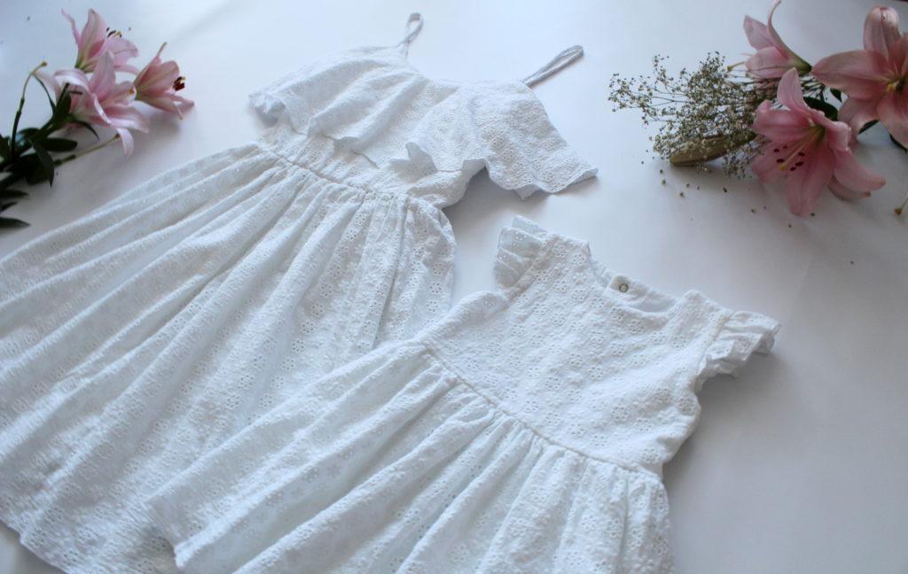 IMG 8375 1024x648 Biała sukienka w stylu boho. Szycie zza kulis