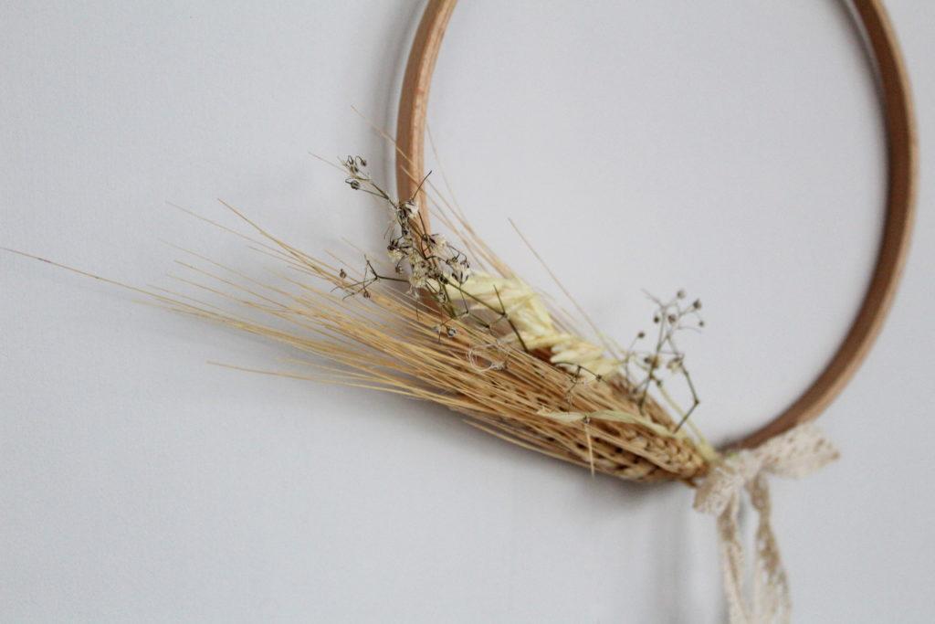 IMG 9109 1024x683 Susz z polskich zbóż   mój uniwersalny Home Decor na więcej, niż jeden sezon