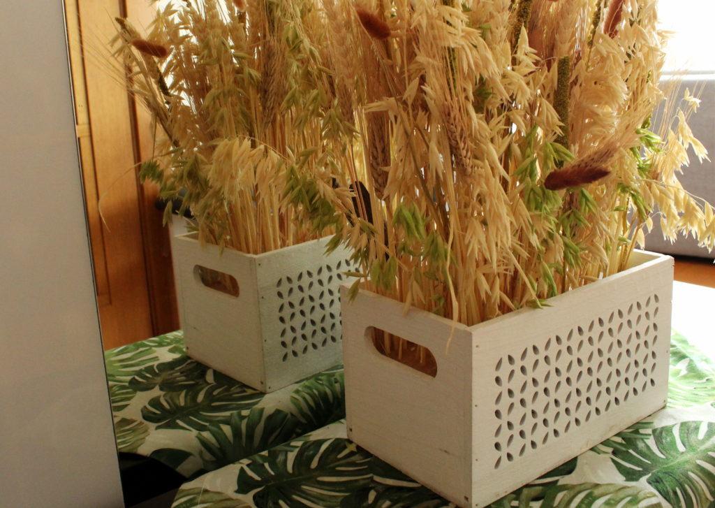 IMG 9147 1024x727 Susz z polskich zbóż   mój uniwersalny Home Decor na więcej, niż jeden sezon